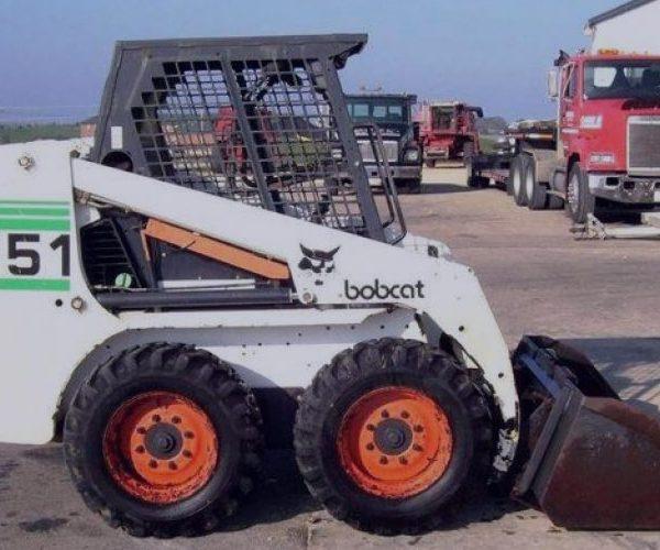 Bobcat Bérlés Fejér megye, gépi földmunka Fejér megye