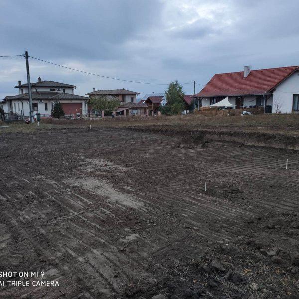 Gépi Földmunka Székesfehérvár, Fejér megye